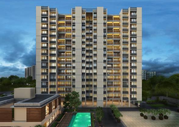 Sheetal Westpark Residency Elevation