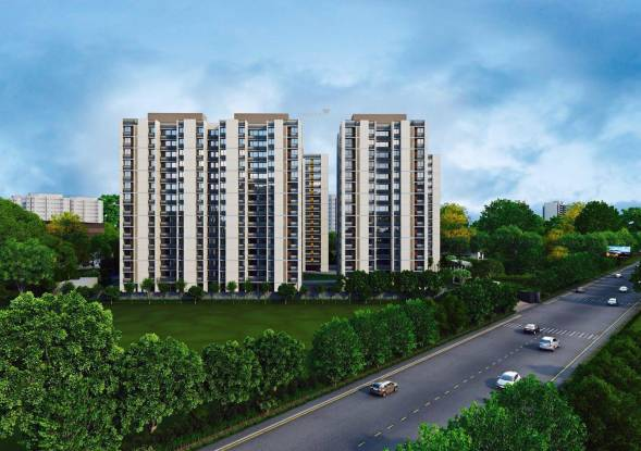 Sheetal Westpark Elevation