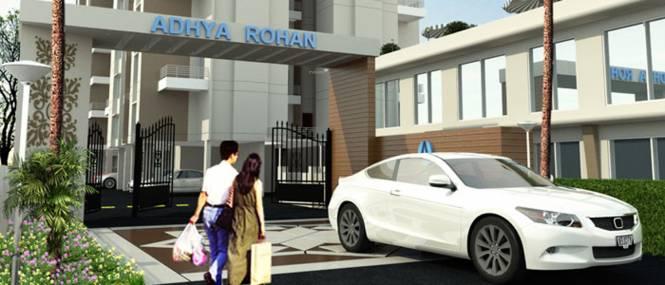Adhya Rohan Amenities