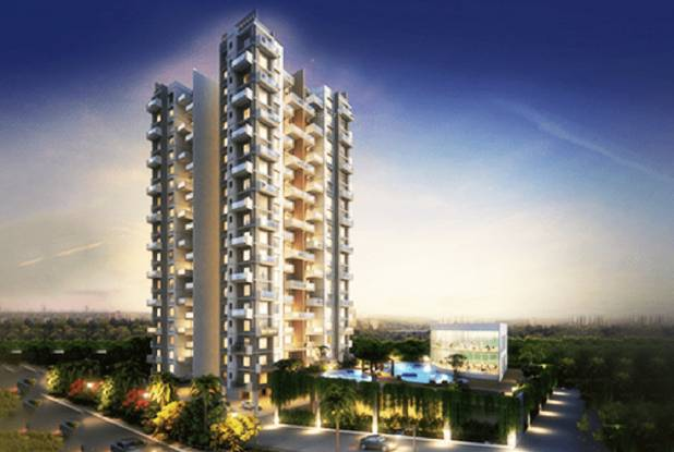 Kolte Patil 24K Sereno Buildings C And D Elevation