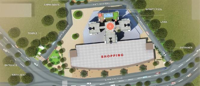 Wadhwa Regalia Phase II Layout Plan