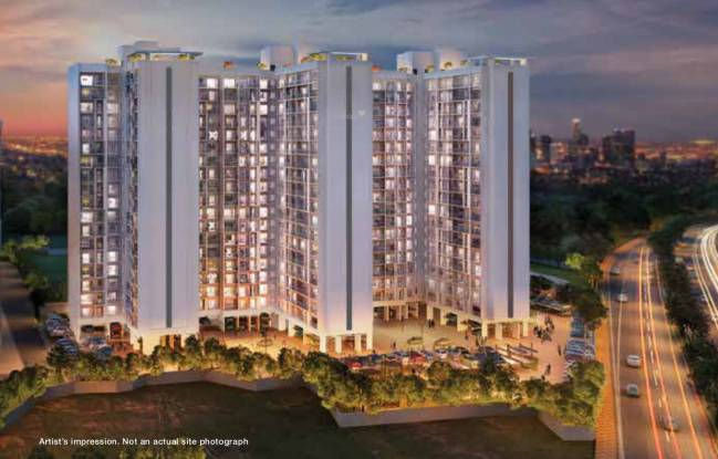 Godrej Sky Gardens At Godrej Vihaa Elevation