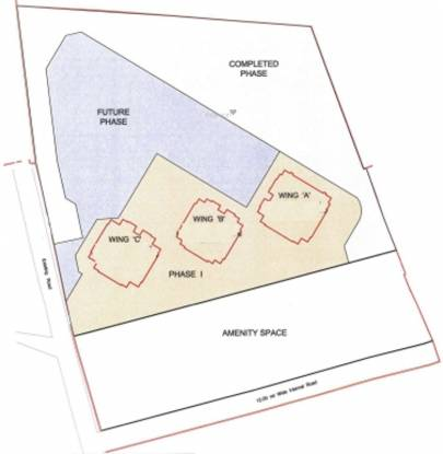 Mittal Pebbles High Mont Phase 1 Layout Plan
