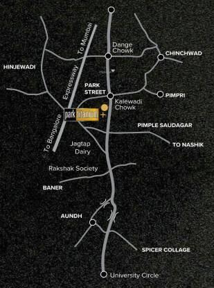 Pride Purple Park Titanium Phase II Location Plan