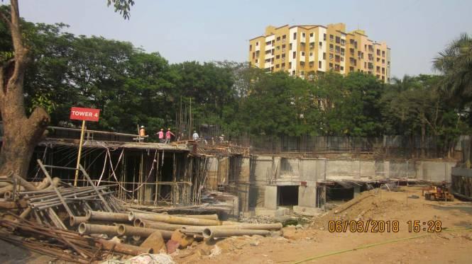 Vijay Enclave Construction Status