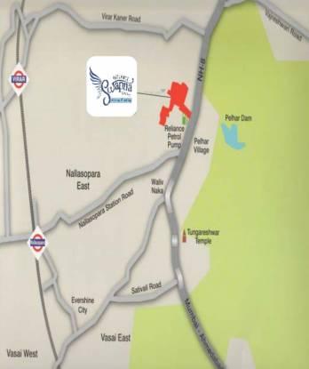 Reliable Swapna Nagari 1 2 5 8 13 14 15 Location Plan