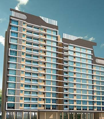 Maithili Residency Phase 1 Elevation