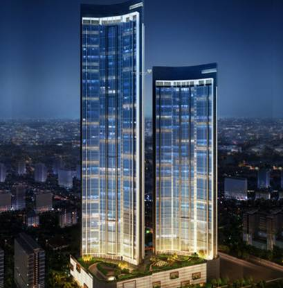 DB One Mahalaxmi Phase 1 Elevation