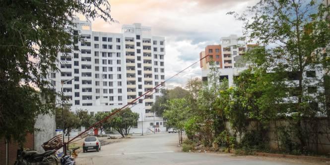 Dhankawade Tamrind Park Phase 1 Elevation