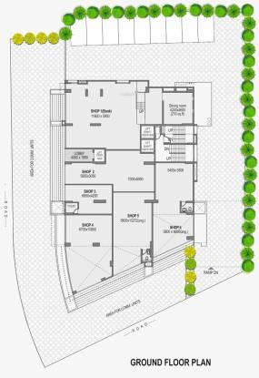Saarrthi Serenity Cluster Plan