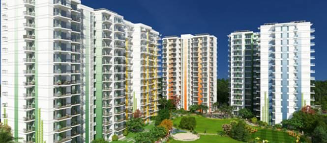 Hero Homes Gurgaon Elevation
