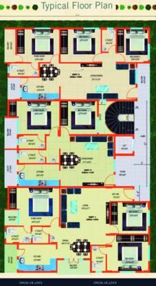 Privilege Sai Ashraya Cluster Plan