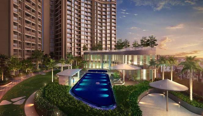 Runwal Elegante Tower A Amenities