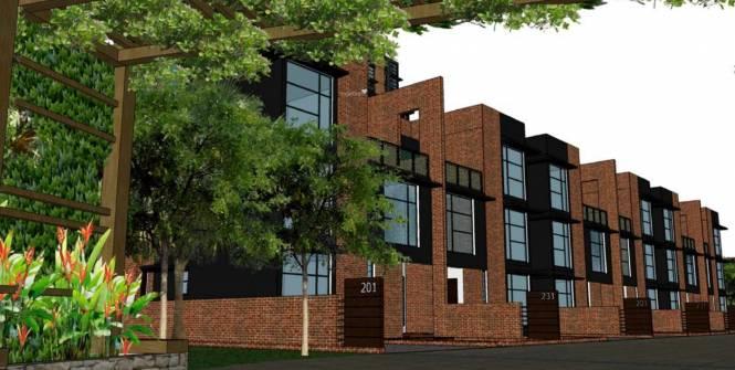 Sobha Pristine Villas Elevation