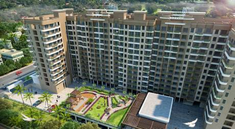 Sheth and Chopra Shanti Life Spaces 2 Elevation