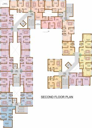 Space Pote Aalaya Cluster Plan