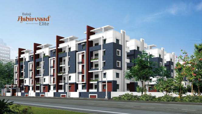 Balaji Ashirvaad Elite Elevation