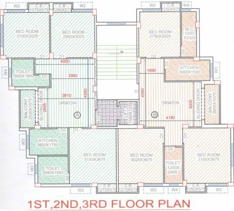 Deb Jasmin Phase 4 Cluster Plan