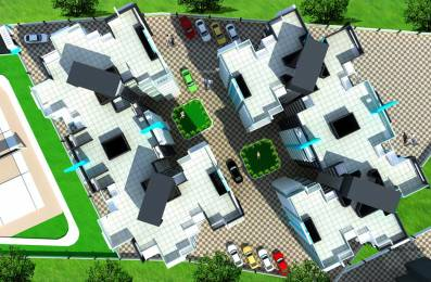 Laxmi Shankar Heights Phase 2 Krishna Wing Elevation