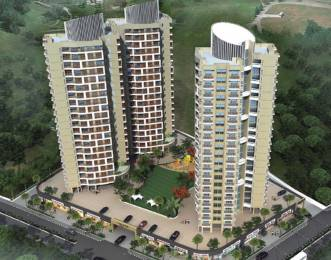 Ajmera New Era Yogidham Phase IV Tower C Elevation