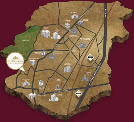 Sheth Montana Phase 2 Location Plan