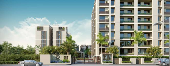 Pavitra Shilpan Bliss Elevation