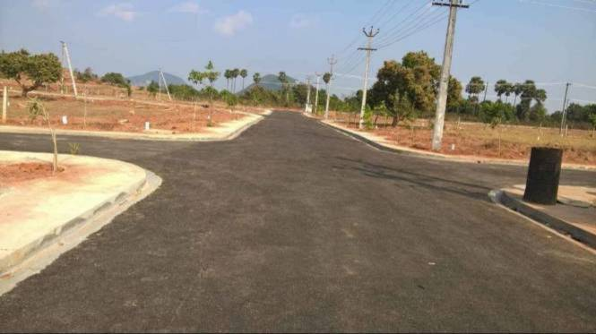 Sri Sai Projects At Anandapuram Visakhapatnam Elevation
