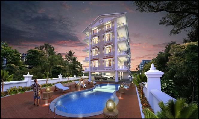 Rio Luxury Homes Casa Rio Elevation