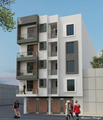 Kiera Unity Apartments Elevation