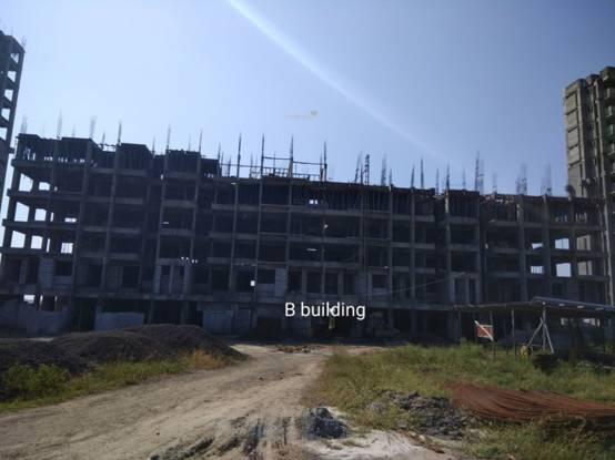 Nandan Carnival B Building Construction Status