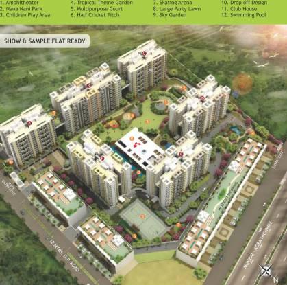 Nandan Carnival B Building Site Plan