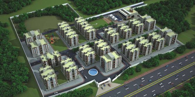 Om Shivam Shiv Elite Phase IV Elevation