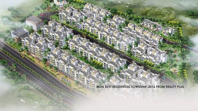 Sanghvi S3 Paradise Phase 1 Elevation