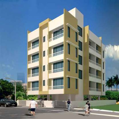 Subhadra Shree Ganesh Apartment Elevation