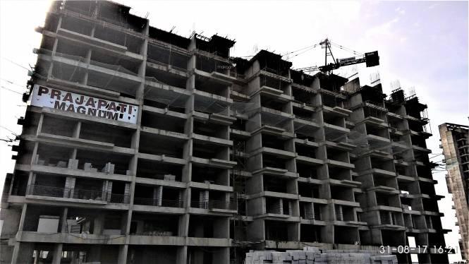 Prajapati Magnum Phase II Construction Status