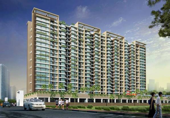 Prajapati Magnum Phase II Elevation