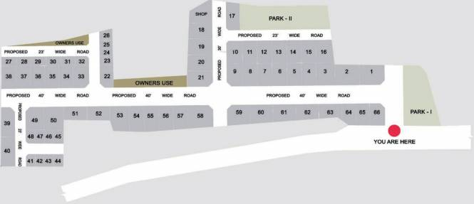 Hiranandani Loftline Layout Plan