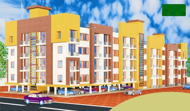 Apical Anandam Homes Elevation