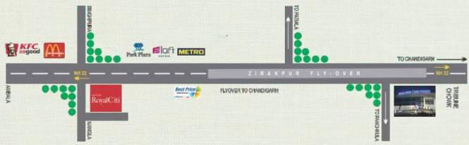Bliss Orra Location Plan