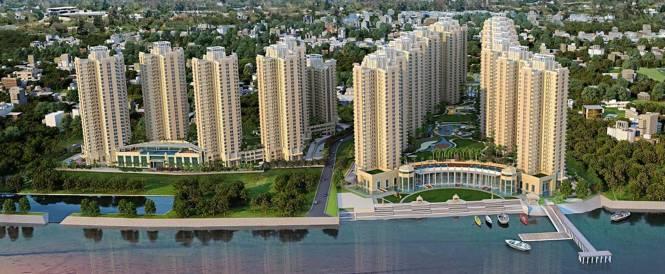 Alcove New Kolkata Elevation