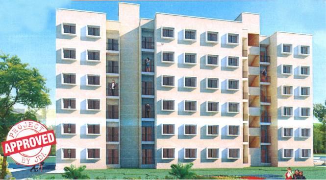 Ashadeep Rudraksha II Elevation
