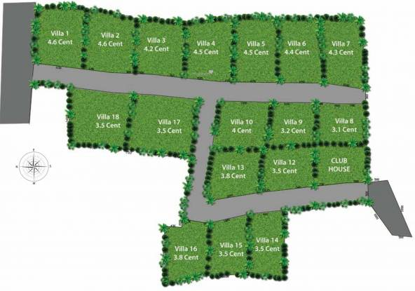 Grand Cyber Valley Site Plan