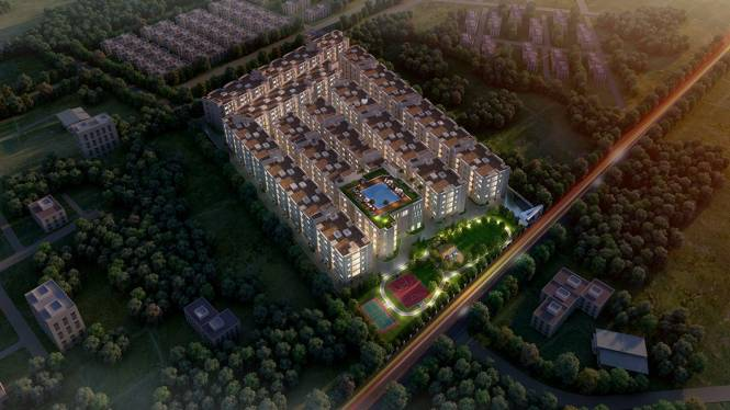 Casagrand Smart Town Elevation