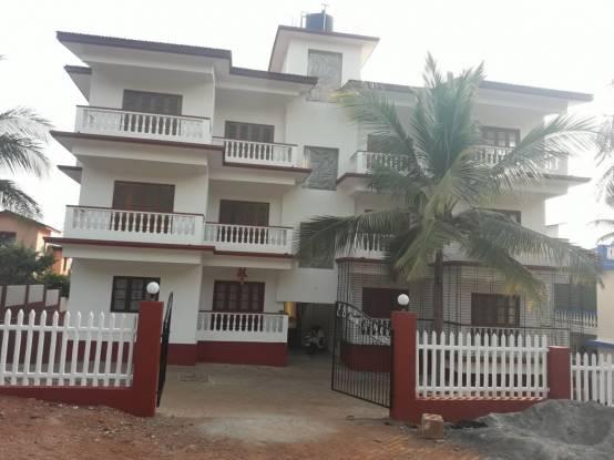 Megha Church View Residency Elevation