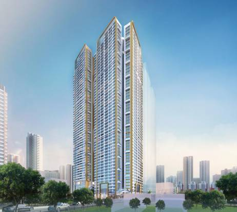 Sheth Beaumonte Tower B Phase 1 Building No 10 Elevation