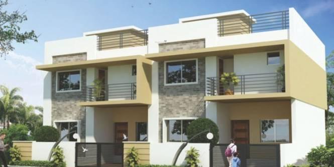 Rishabh South City Villa Elevation