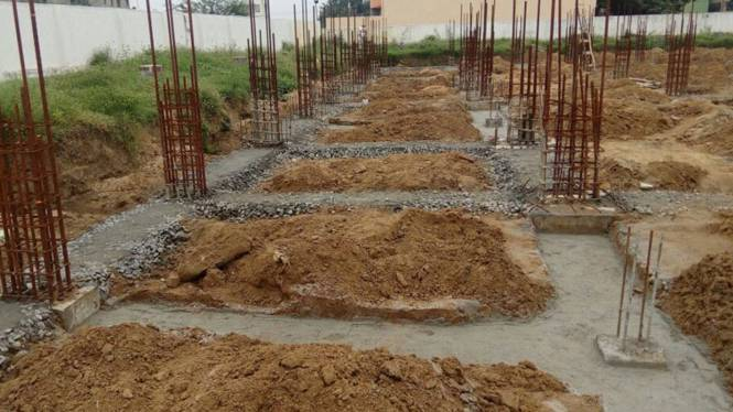GP Pearl Iris Construction Status