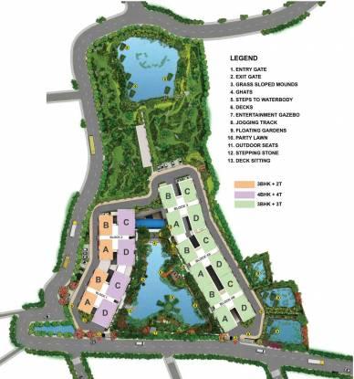 PS Jiva Site Plan