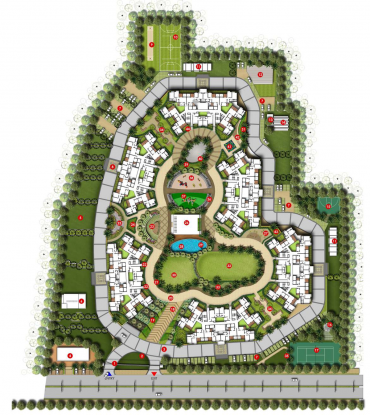 Shapoorji Pallonji Joyville Hinjawadi Master Plan