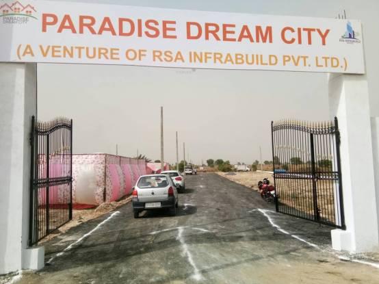 RSA Paradise Dream City Elevation